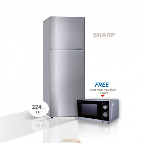 Sharp Inverter Refrigerator-224