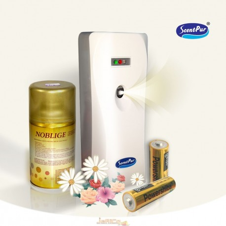 Automatic Air Freshener-25 (ScentPur)