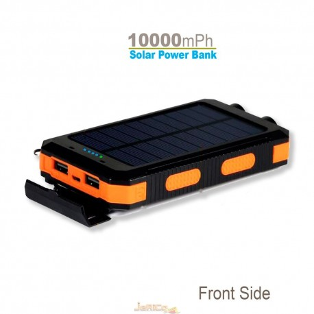Solar Power Bank-10000mAh