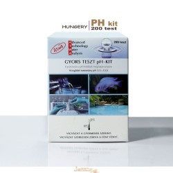 PH Test Kit / Quick test PH Kit/ Atwa Hungary Kit