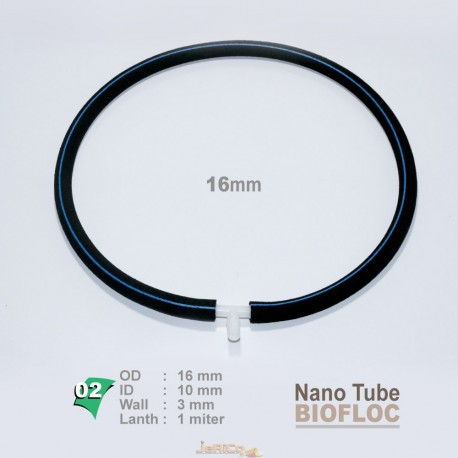 Nano Tube/ Nano bubble generator/oxygen tube/ aeration pipe