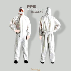 Covid-19 Protected PPE