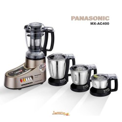 Panasonic Super Mixer Grinder (MX-AC400)