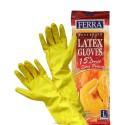 FERRA House Hold Latex Hand Gloves