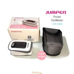 Jumper Fingertip Pulse Oximeter Blood Level Monitor, JPD 500E OLED