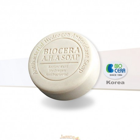 BIOCERA Antioxidant, Hydrogen, Anti Bacterial (AHA) Soap