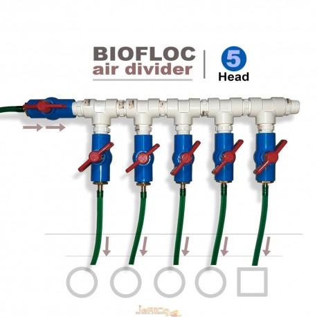 Biofloc Tank Air divider-5 head