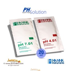 Hanna PH meter calibration Buffer solution-40ml