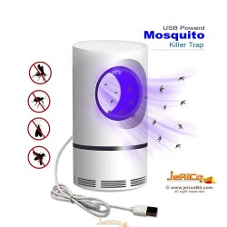USB Powered Mosquito & Insect Killer Trap / Non-Toxic UV LED Lamp Protection Super Silent Insect Killer Trap -China