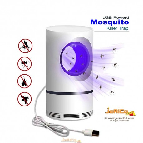 USB Powered Mosquito & Insect Killer Trap-China