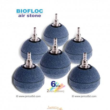 Biofloc Air Stone 6pcs