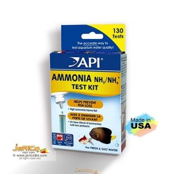 API Ammonia Test Kit, USA (NH3, NH4) 130 Test