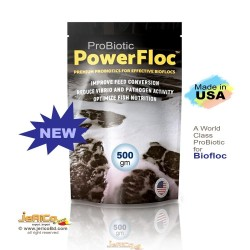 POWERFLOC  PREMIUM PROBIOTICS FOR BIOFLOC USA, 500gm