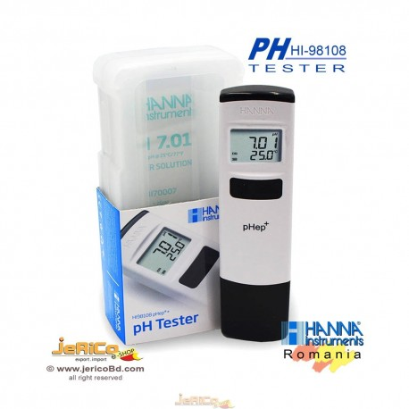 Hanna PH Tester (USA) HI-98108