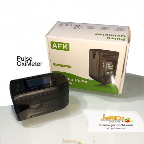 AFK Pulse Oximeter Blood Oxygen Level Monitor, Yk009