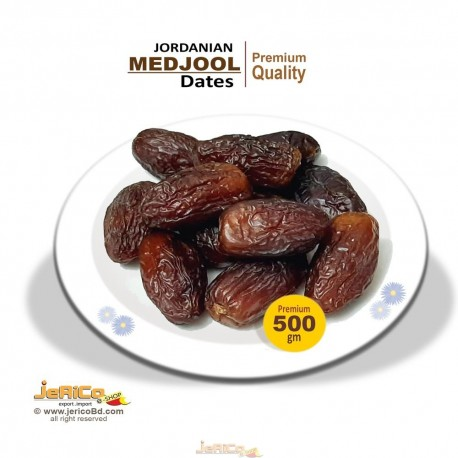 Jordanian Medjool Dates  (Premium size) 500gm