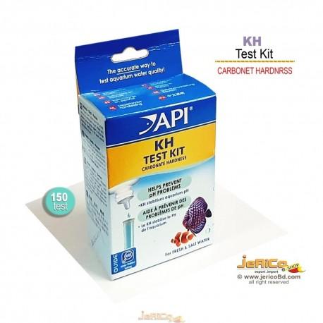 API KH Test kit (Carbonate Hardness), USA 150 Test