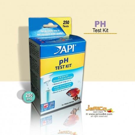 API PH Test kit, USA 250 Test