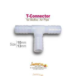 T-Connector  for BioFloc air pipe 10mm