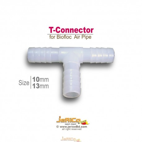 T-Connector  for BioFloc air pipe