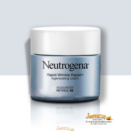 Neutrogena Rapid Wrinkle Repair Cream, Usa 48gm.